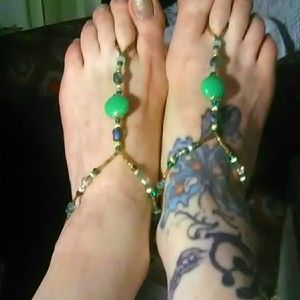 Jewelry - Ankle toe bracelets